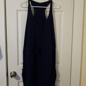 Large LAMade dress 100%cotton